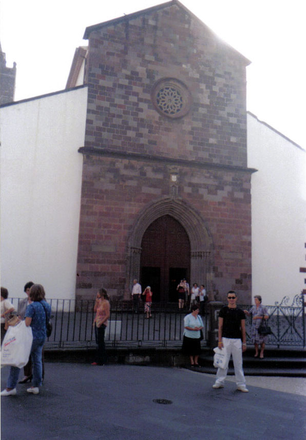 Catedral de Funchal