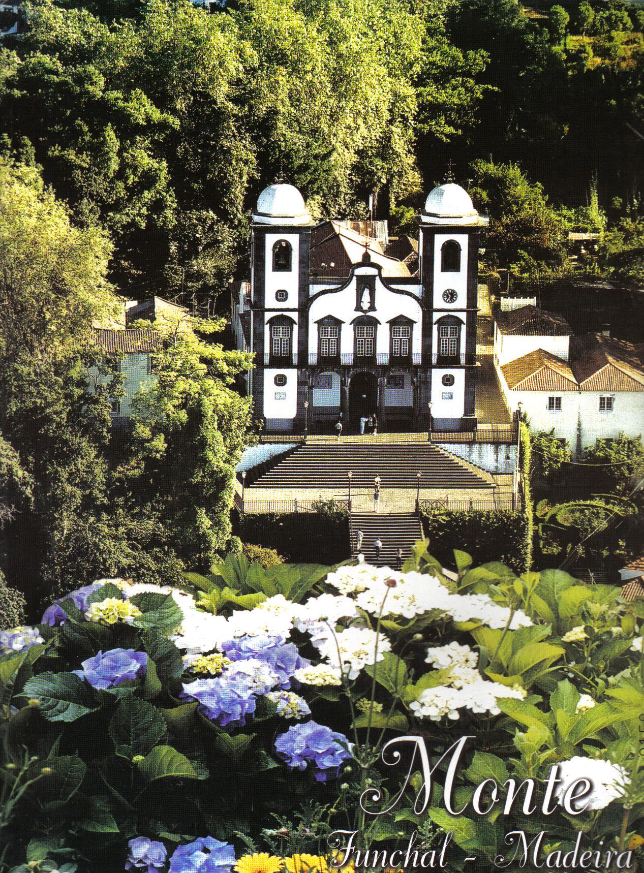 Monte en Funchal