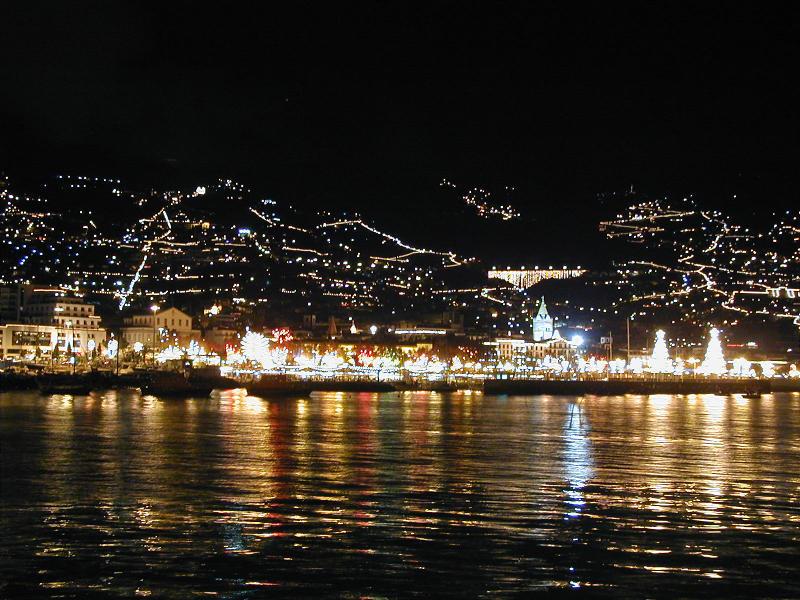 Cenar en Funchal