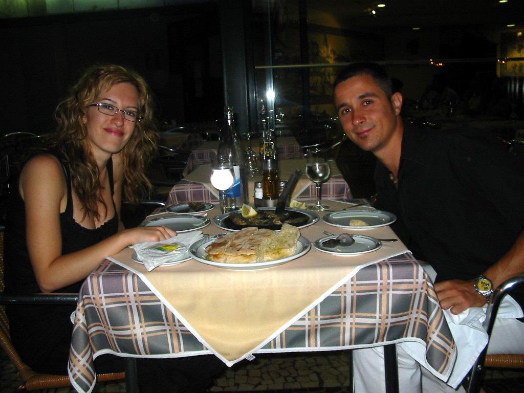 Restaurante en Madeira