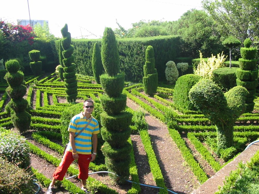 Jardín de Funchal