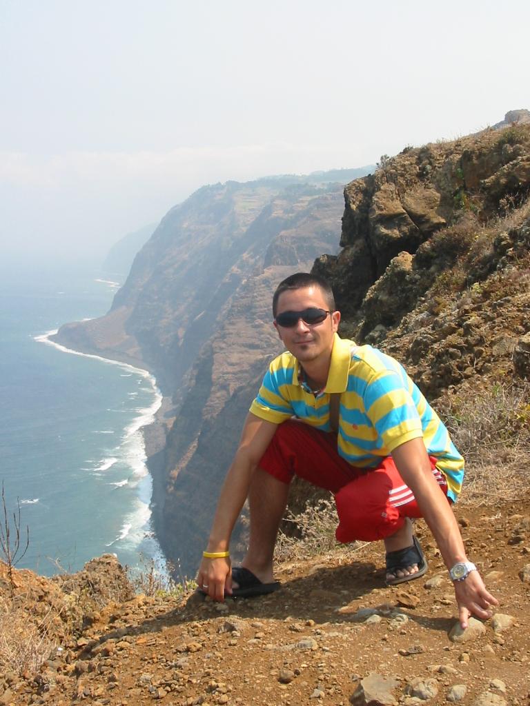 Acantilados de Madeira