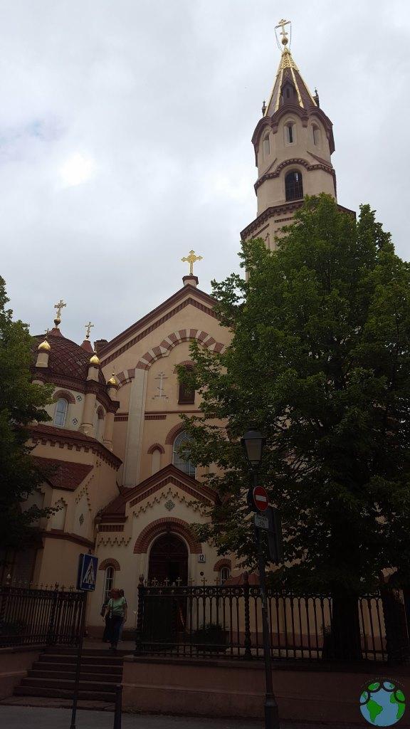 Iglesia Ortodoxa de San Paraskeva