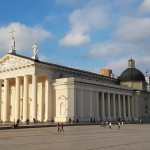 Visitar Vilnius con niños