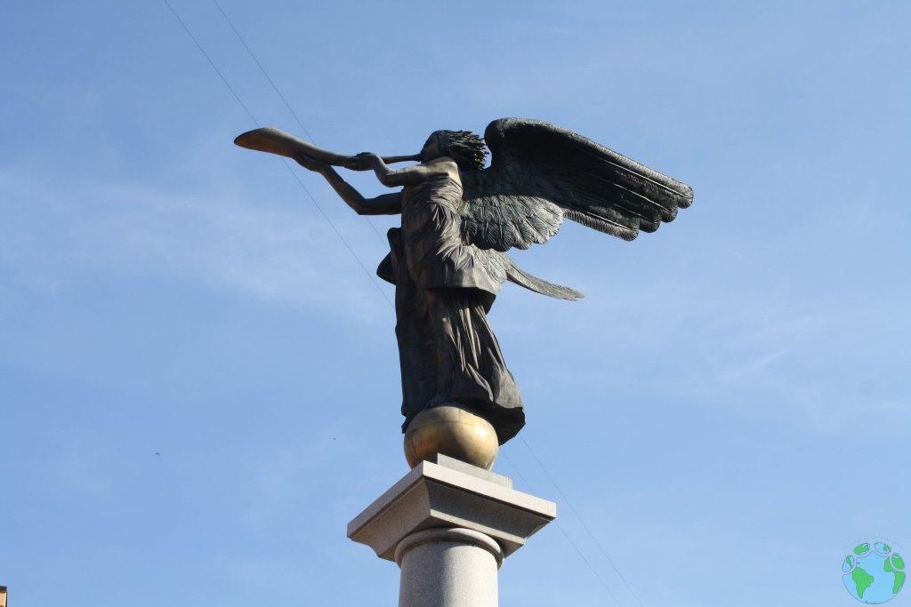 Ángel de Uzupis