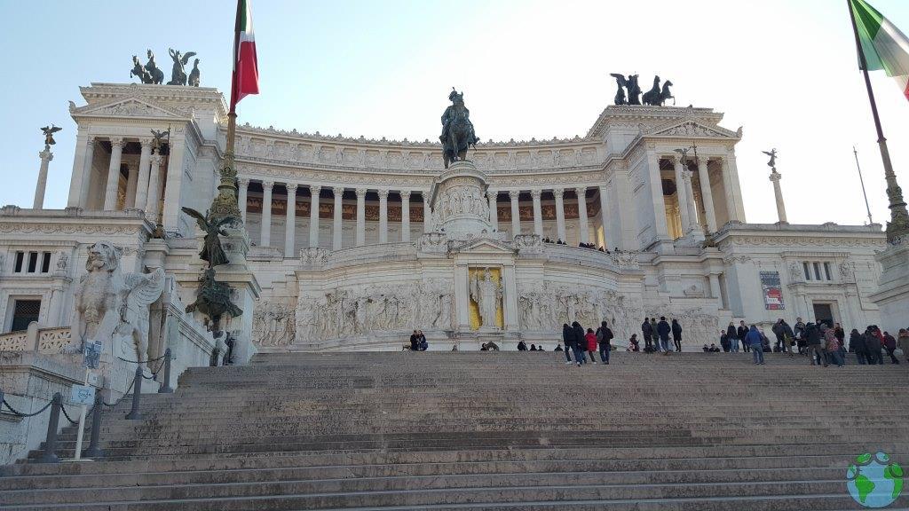 Fin de año en Roma