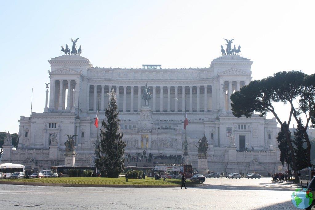 1 de enero en Roma