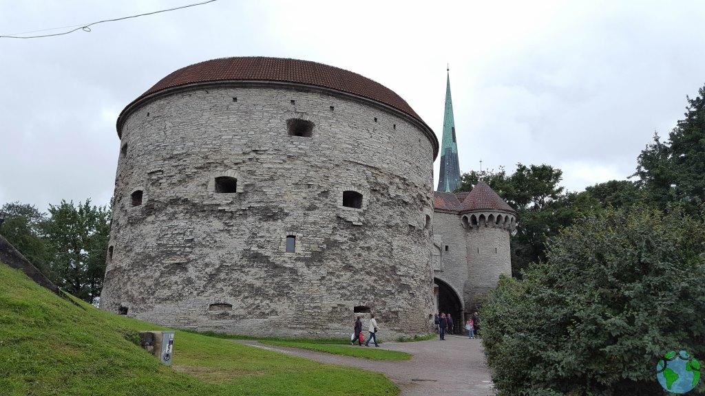 Murallas en Tallin