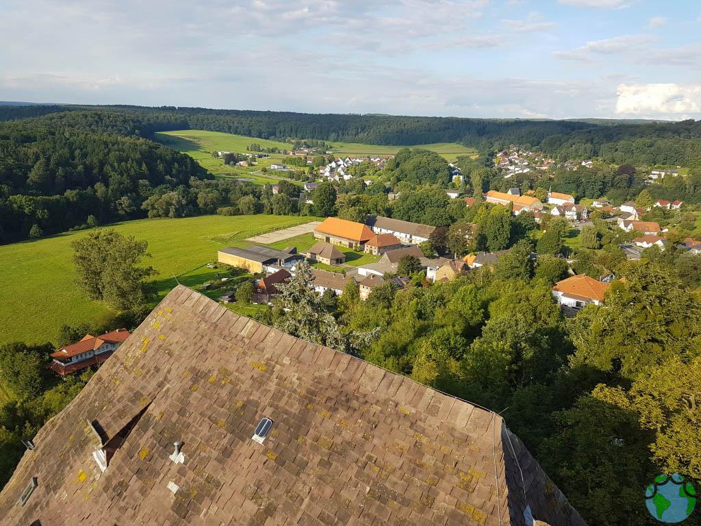Castillo de Trendelburg