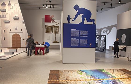 Museo Kassel con niños.