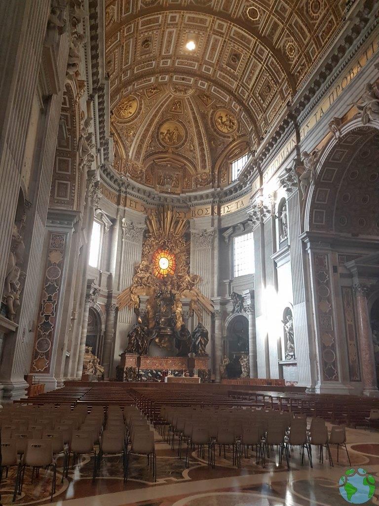 Visitar la Basílica de San Pedro