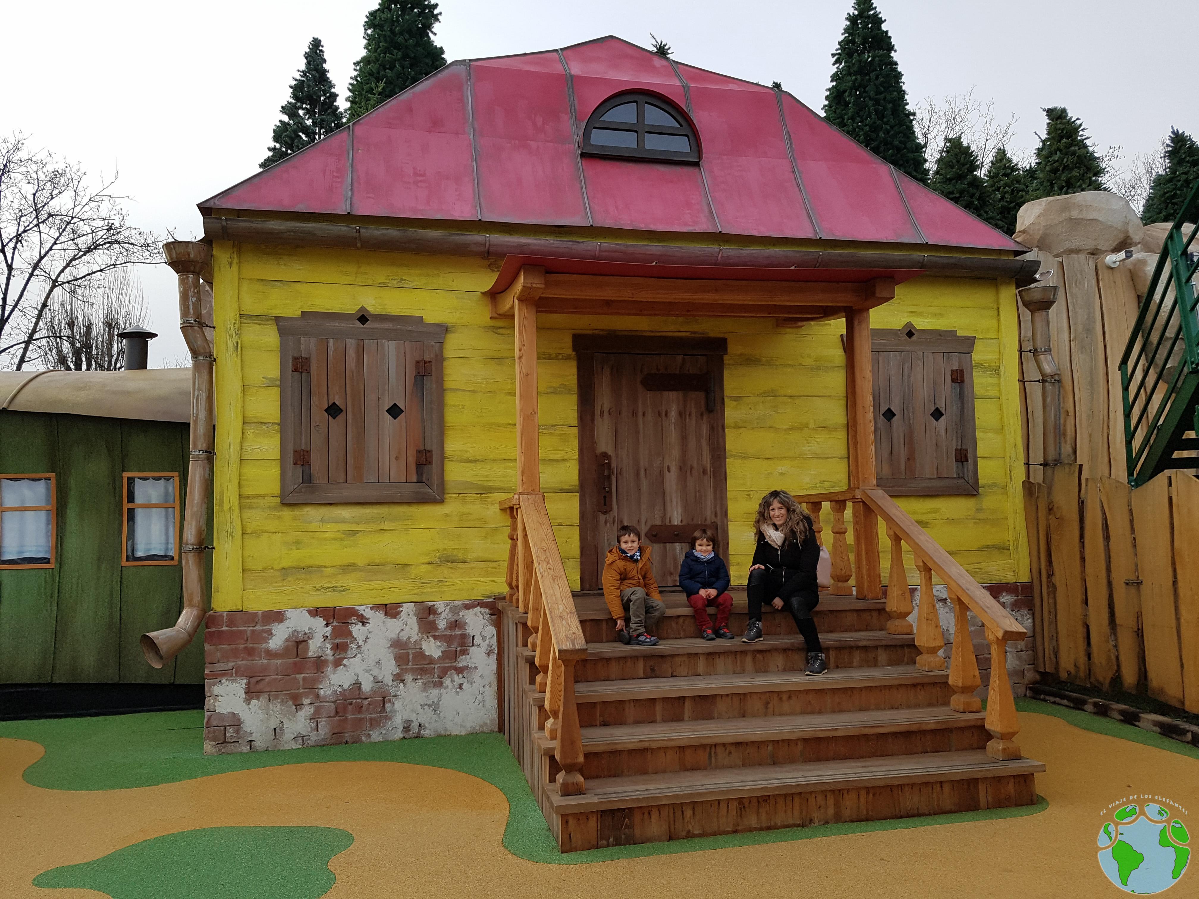 casa del oso