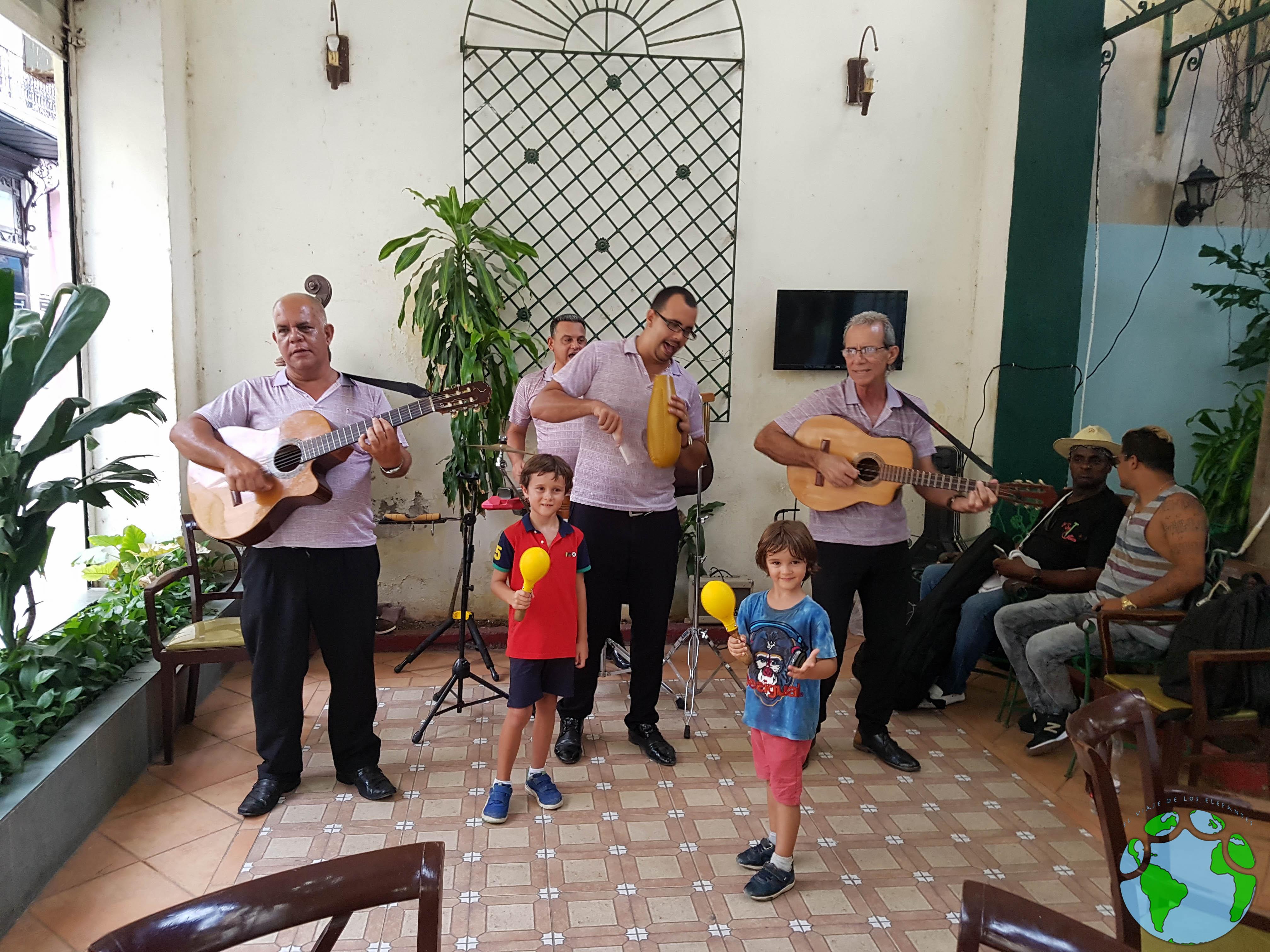 música en la habana