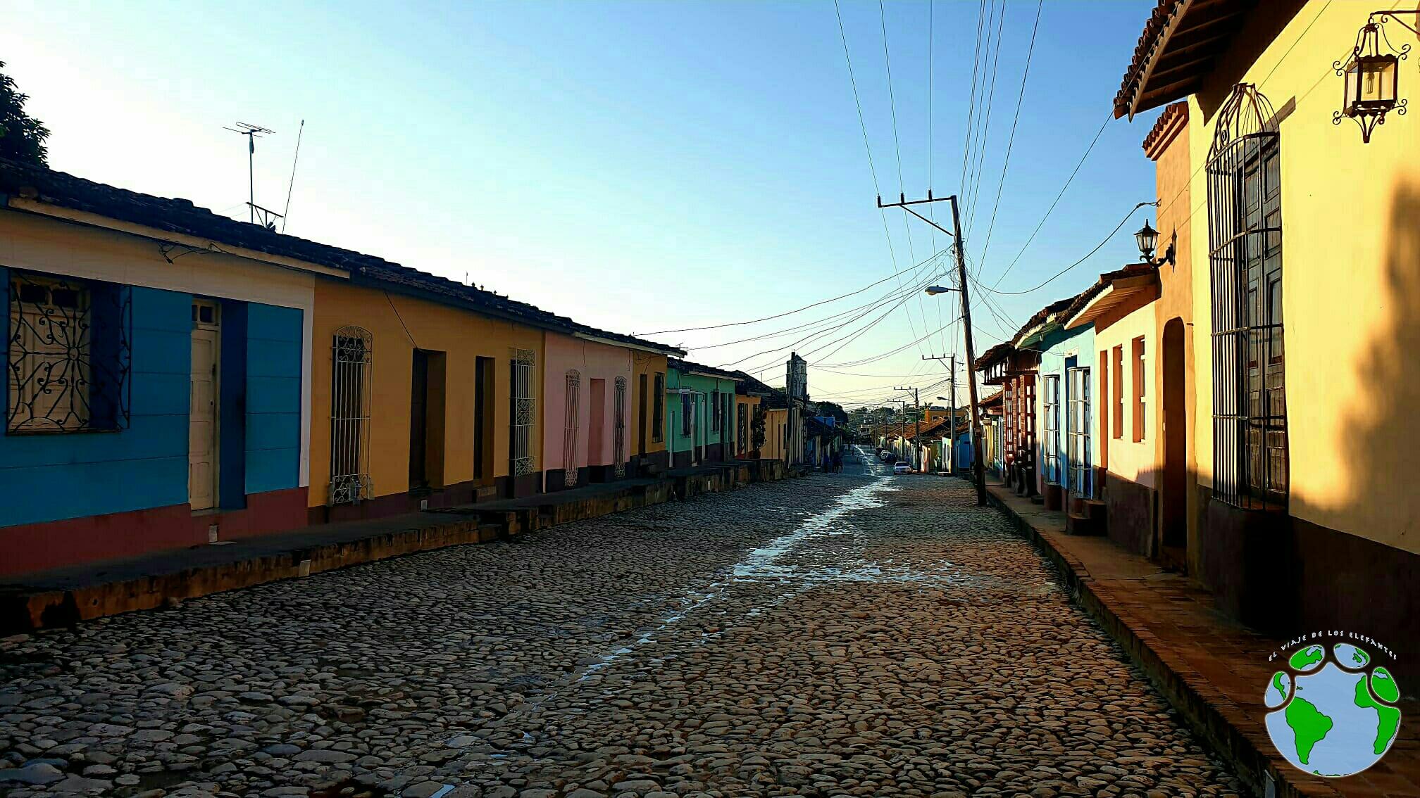 Trinidad cuba día