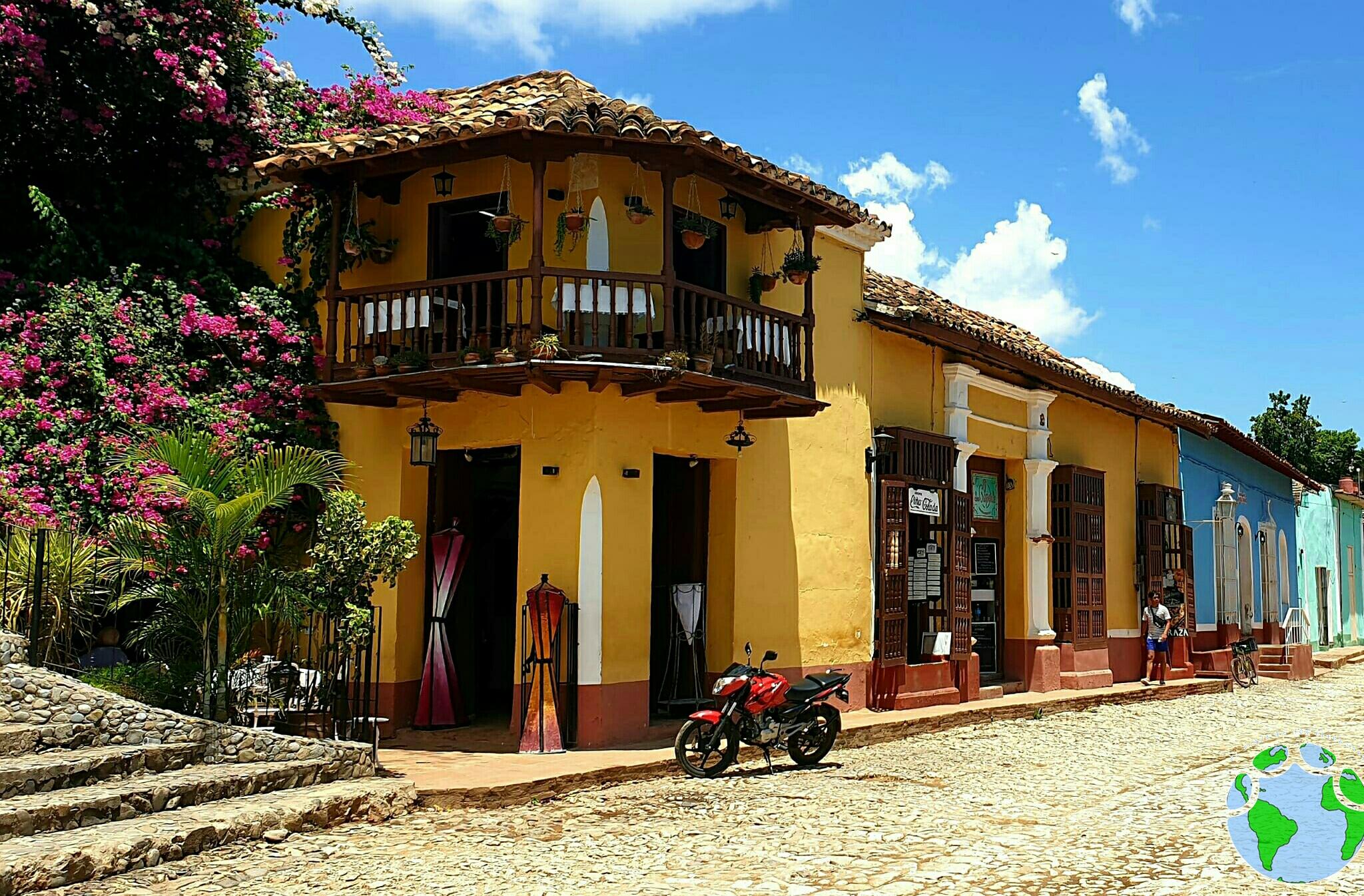 centro histórico trinidad cuba
