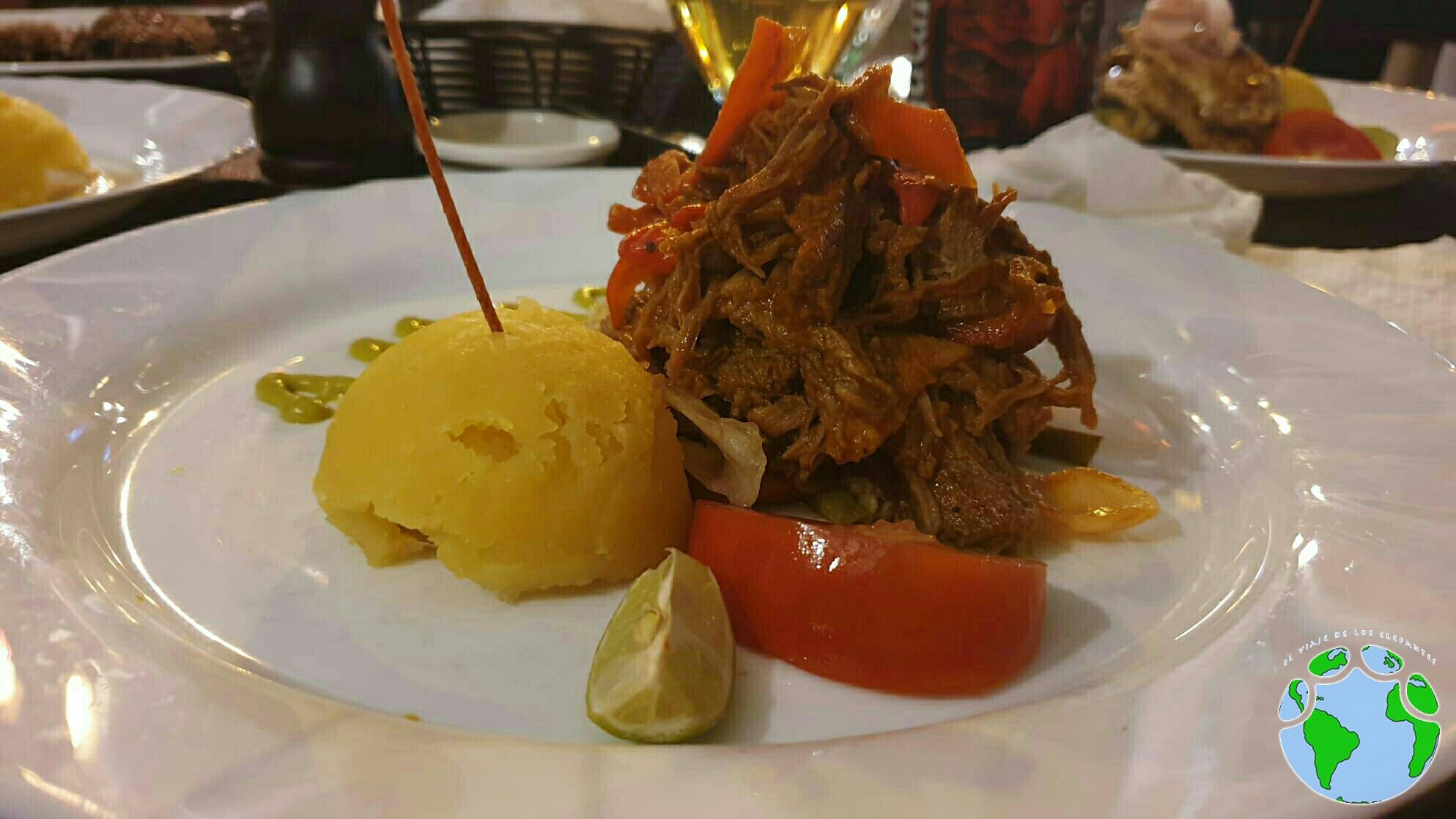 qué comer en trinidad