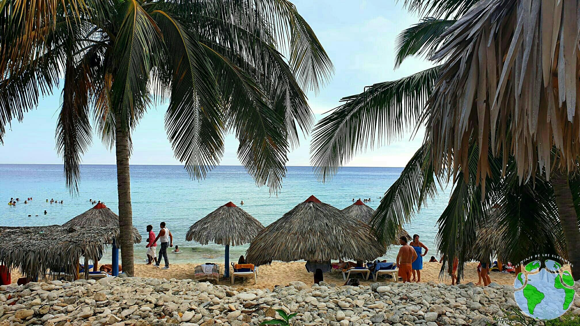 Trinidad playa Ancón Cuba