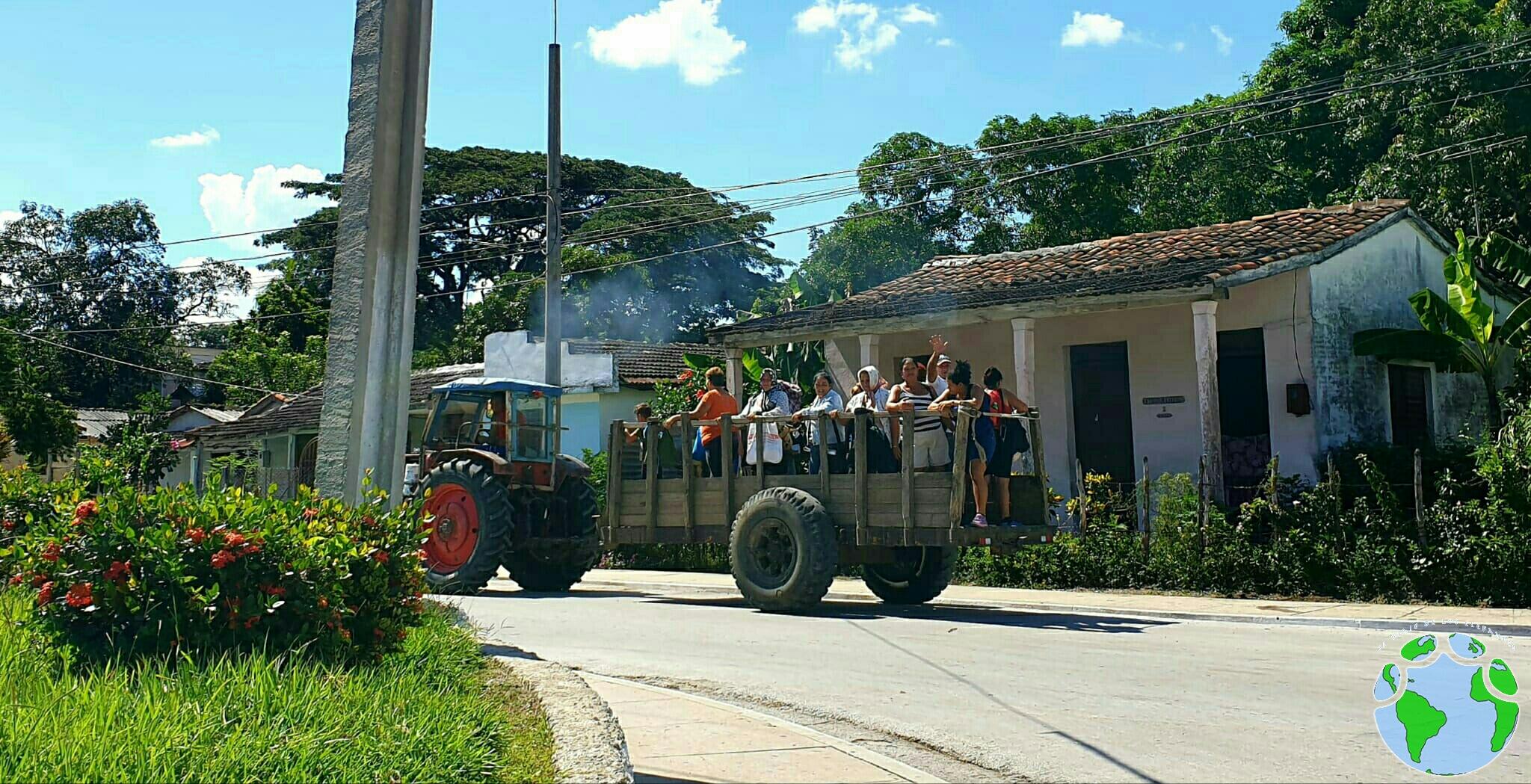 Cuba auto stop