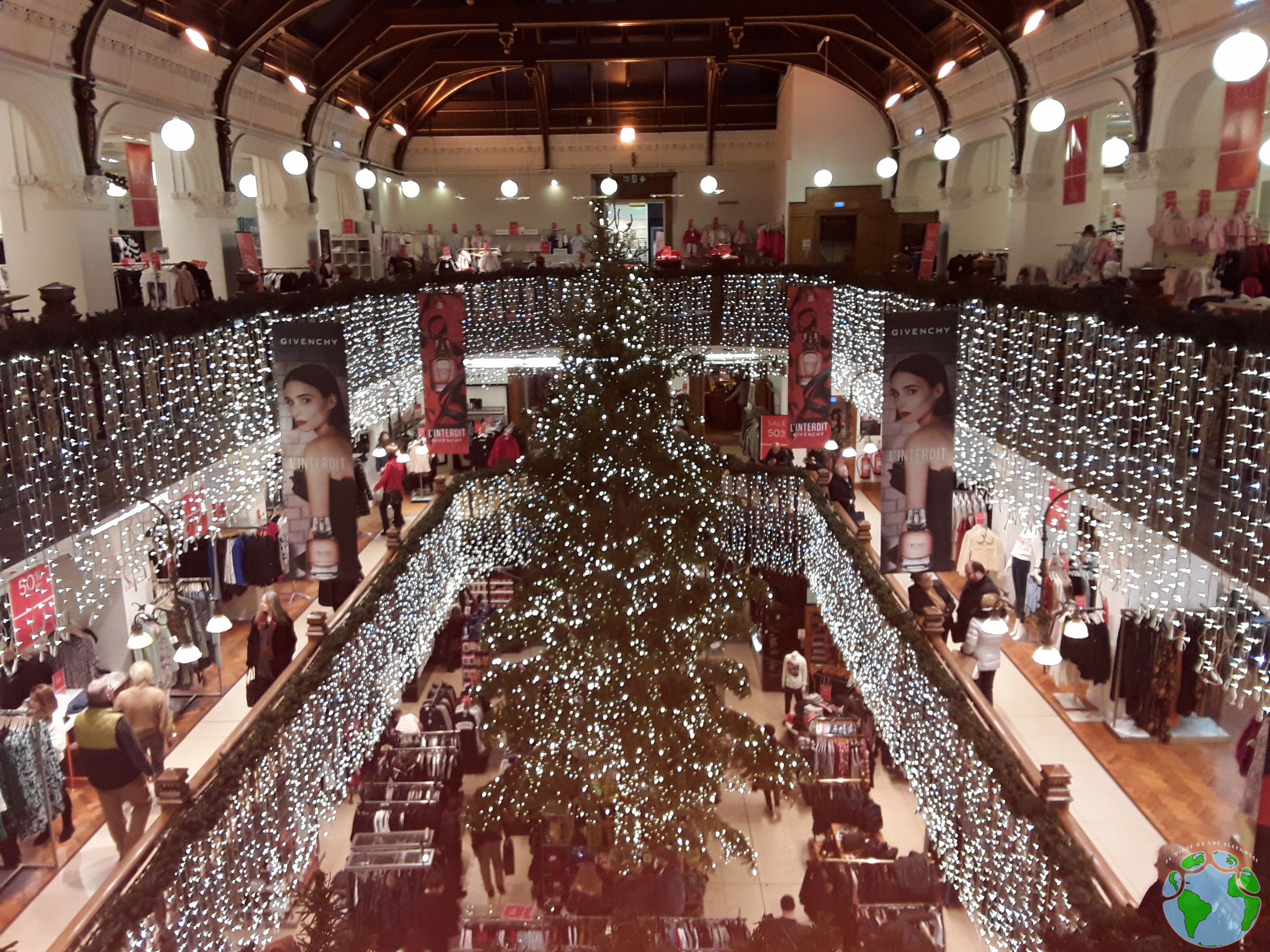 Centro comercial Edimburgo
