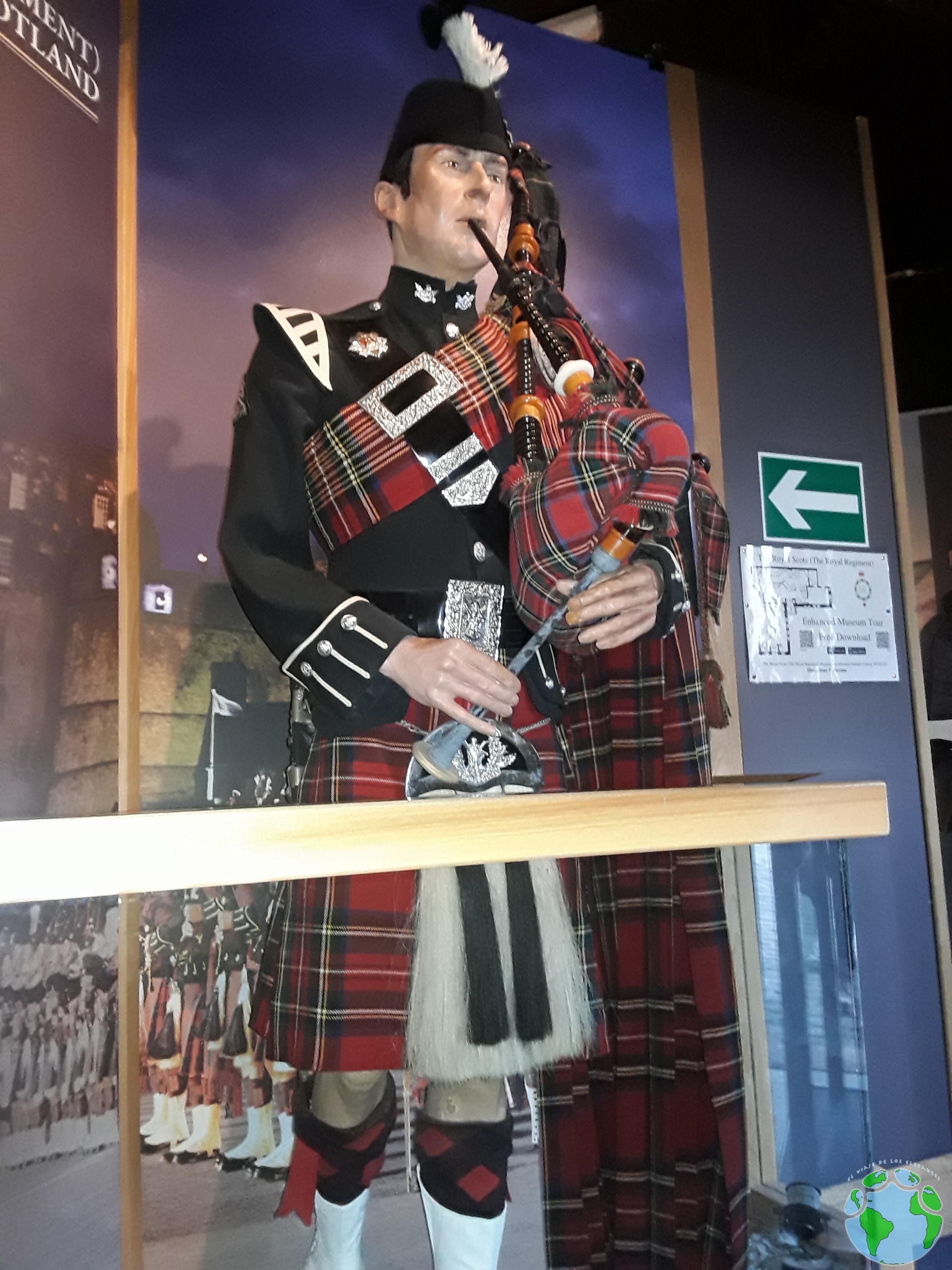 Escocés en Edimburgo