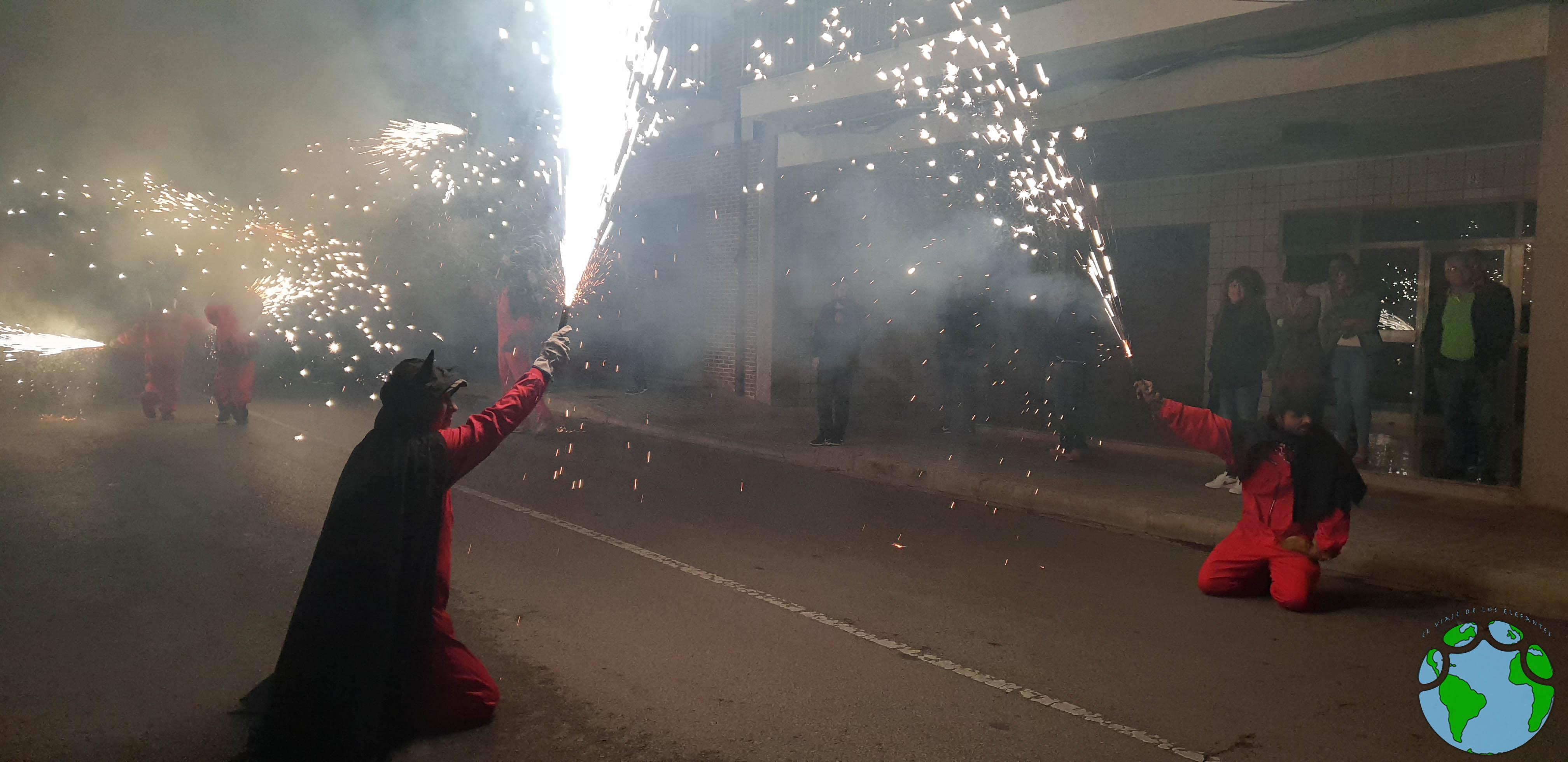fuegos y petardos