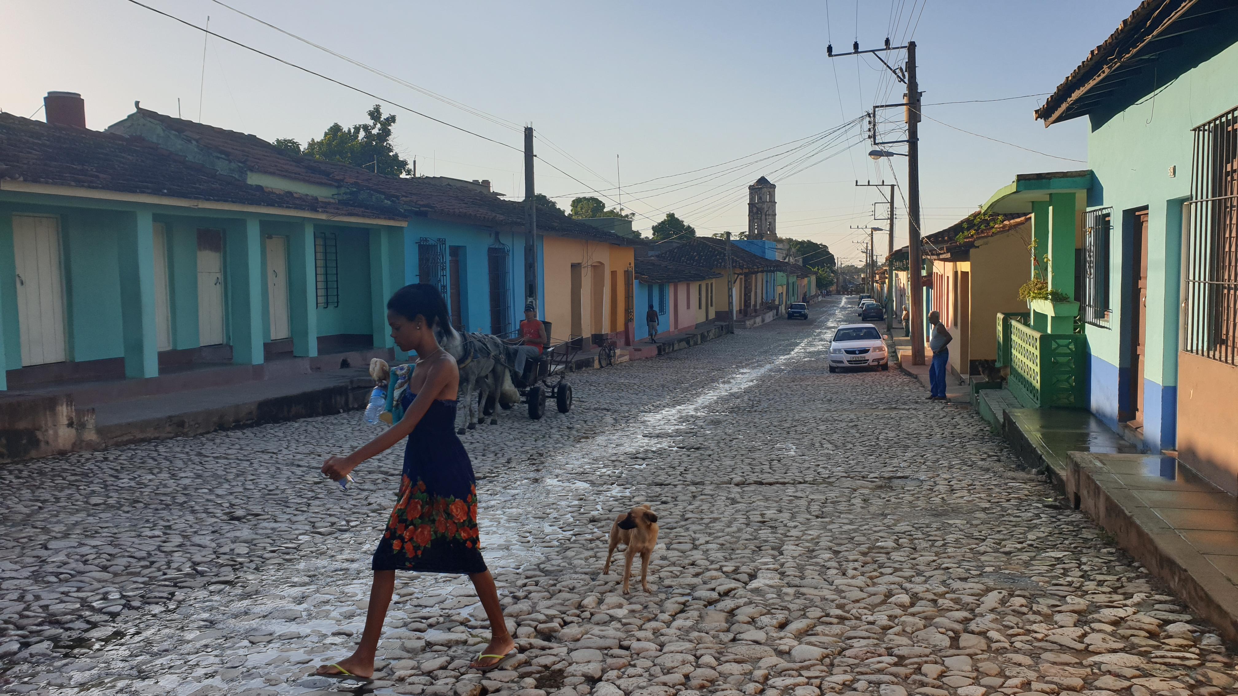 Vida en Cuba