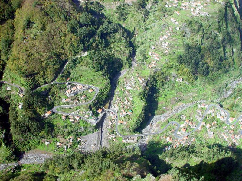 Viajar a Madeira
