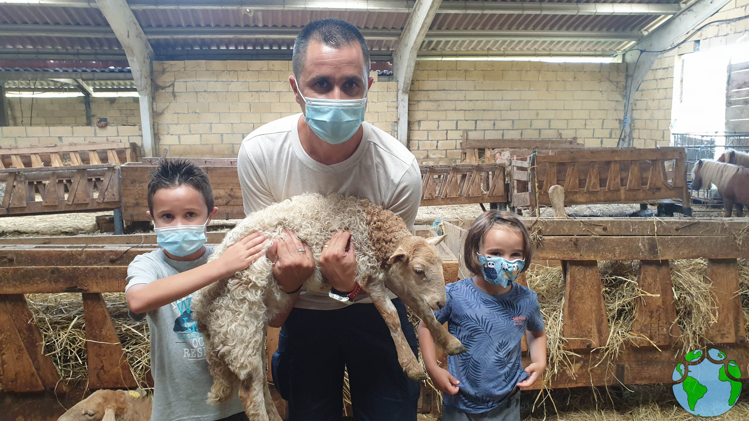 Urkiola con niños