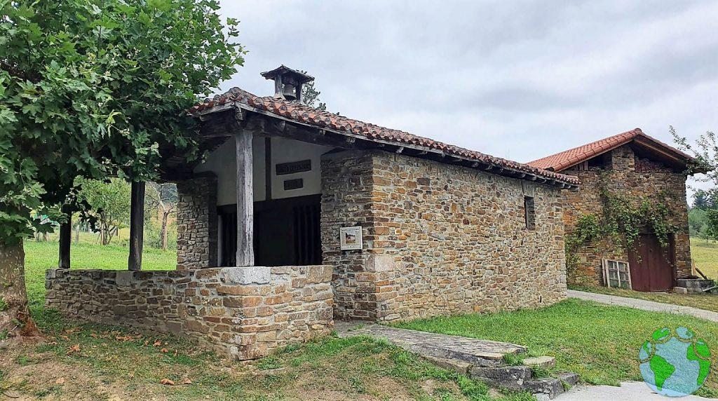 Ermita San Justo en Vizcaya