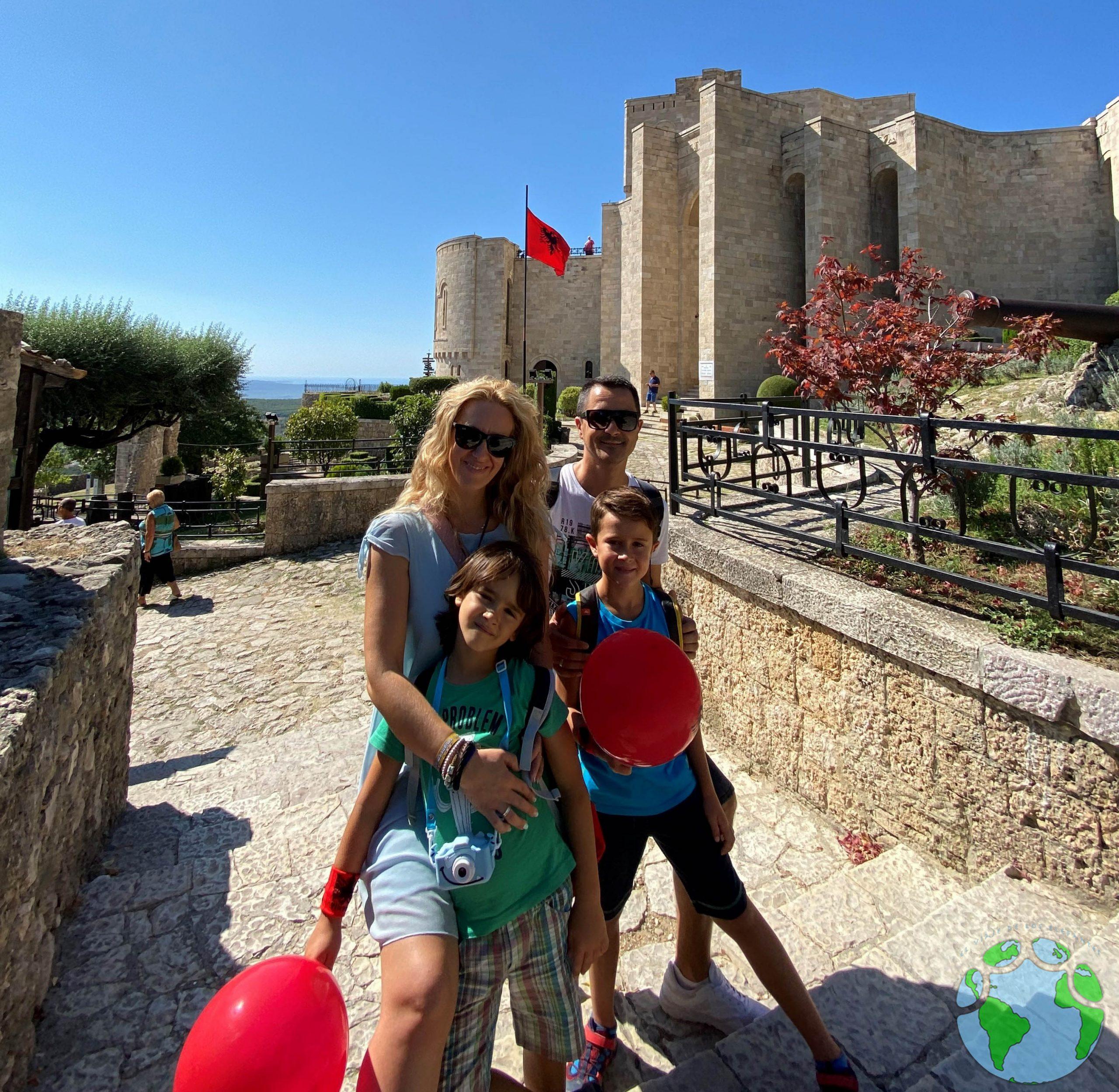 Albania en familia