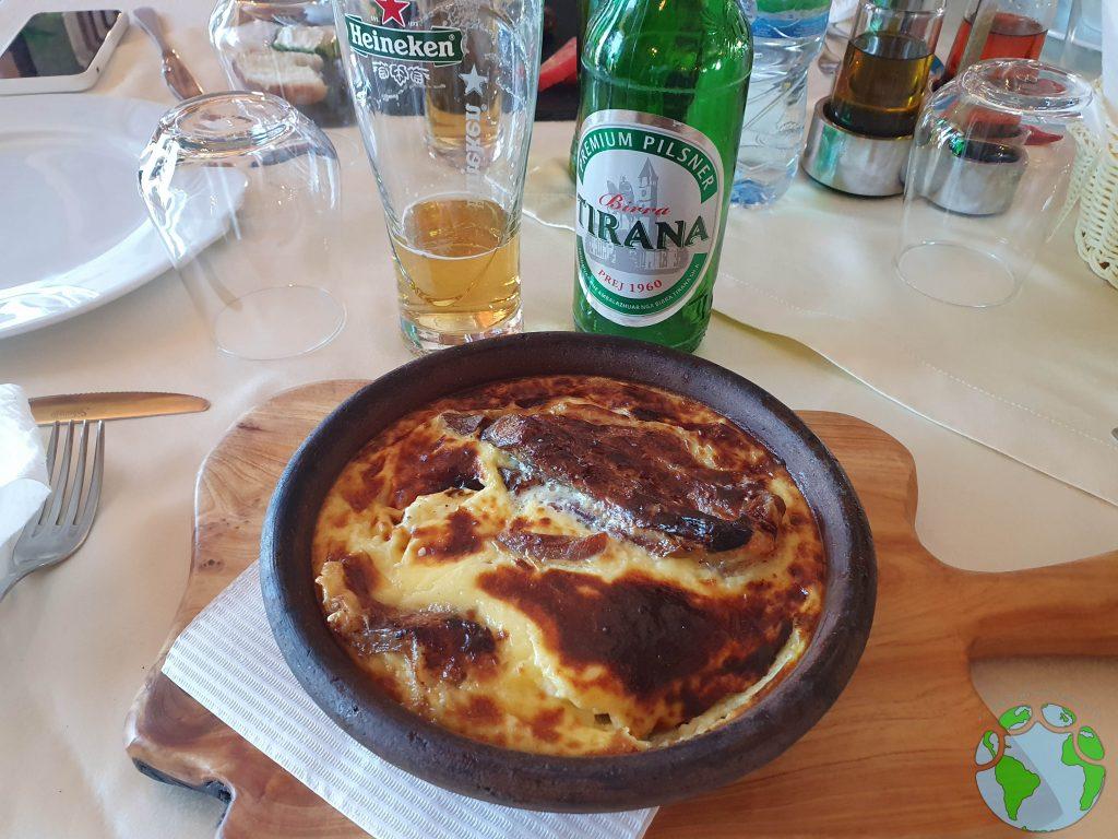 Gastronomía de Albania